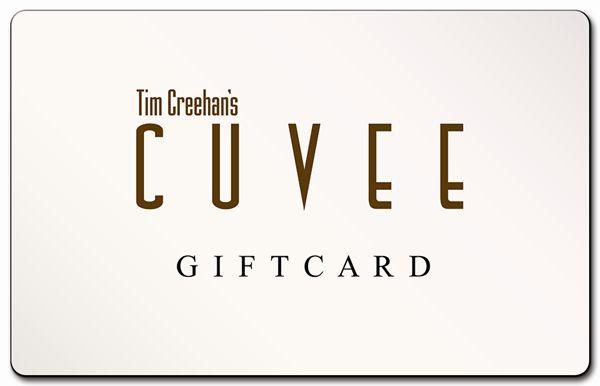 Tim Creehan's Cuvee 30A Gift Card