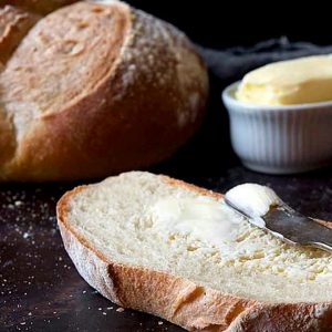 Cuvee 30A Fresh Baked Tuscan Bread and Butter