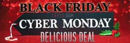 DELICIOUS DEAL | Black Friday | Cyber Monday
