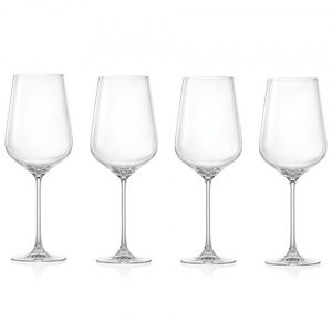Lucaris Crystal Bordeaux Wine Glass - Set of 4