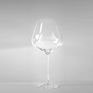 Lucaris Crystal Burgundy Wine Glass