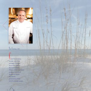 Tim Creehan's Flavors of the Gulf Coast Cookbook - Back