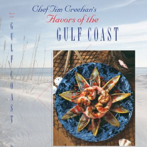 Tim Creehan's Flavors of the Gulf Coast Cookbook - Front