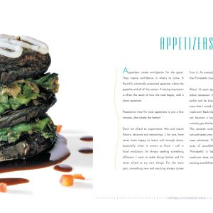 Tim Creehan's Simple Cuisine Cookbook - Appetizer Chapter