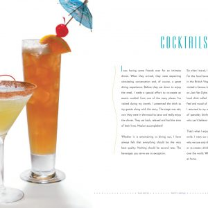 Tim Creehan's Simple Cuisine Cookbook - Cocktail Chapter