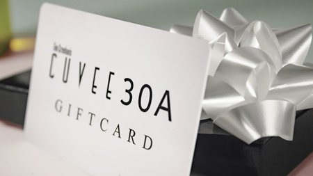 Get your free $10 Cuvee 30A Gift Card