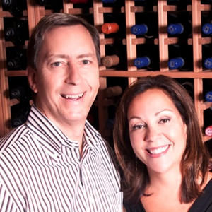 Mike and Valerie Thompson | Host, Winemakers, Thompson 31Fifty Wines