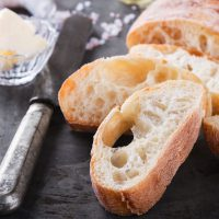 Ciabatta Bread and Butter