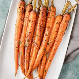 Roasted Baby Carrots | Easter To-Go at Cuvee 30A