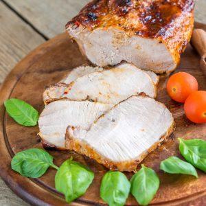 Roasted Pork Loin | Cuvee 30A Thanksgiving Dinner Turkey-To-Go