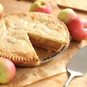 Whole Apple Pie | Cuvee 30A Thanksgiving Dinner Turkey-To-Go