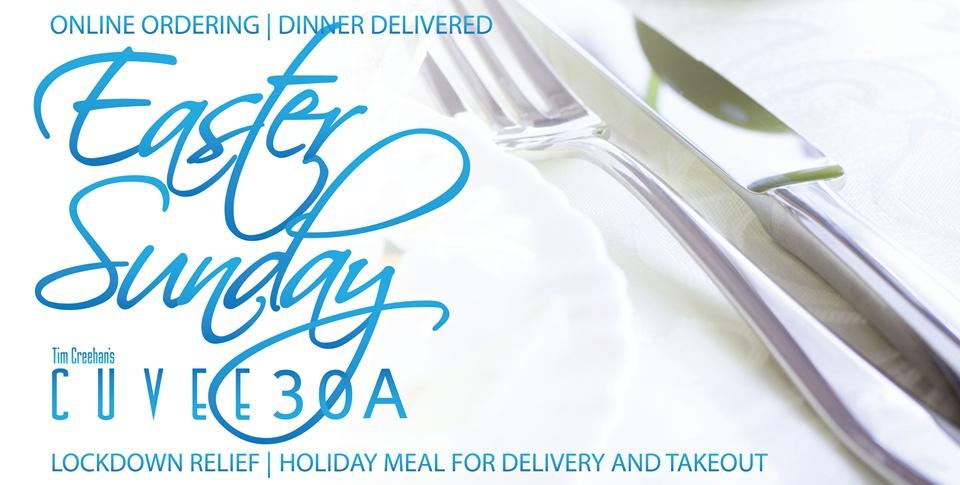 Easter Sunday Dinner Lockdown Relief