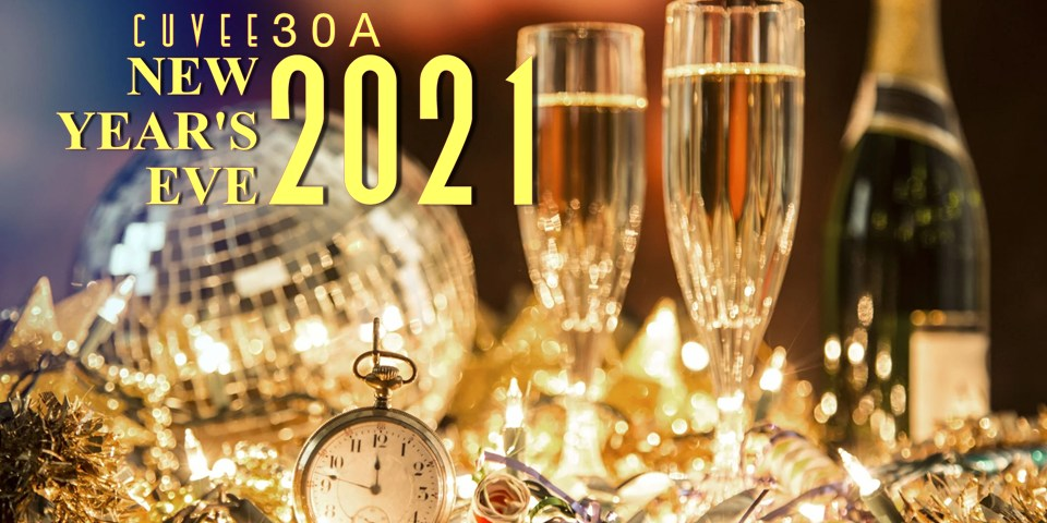 New Year's Eve 2021 ~ Tim Creehan's Cuvee 30A