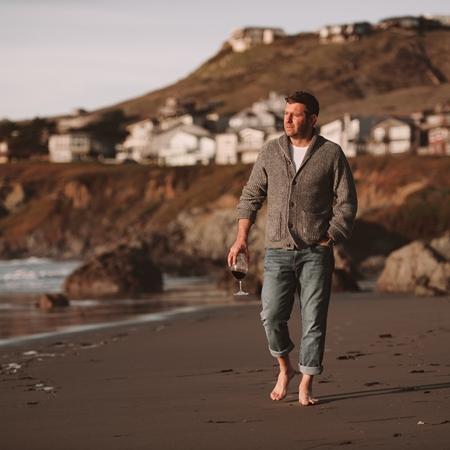 Dakota Shy Wines founder Todd Newman