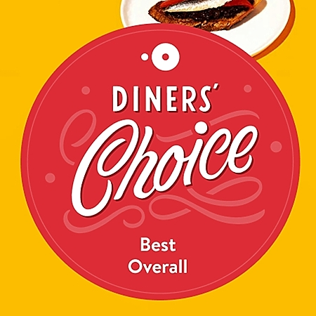 Opentable Diner's Choice Cuvee 30A Best Overall 2021