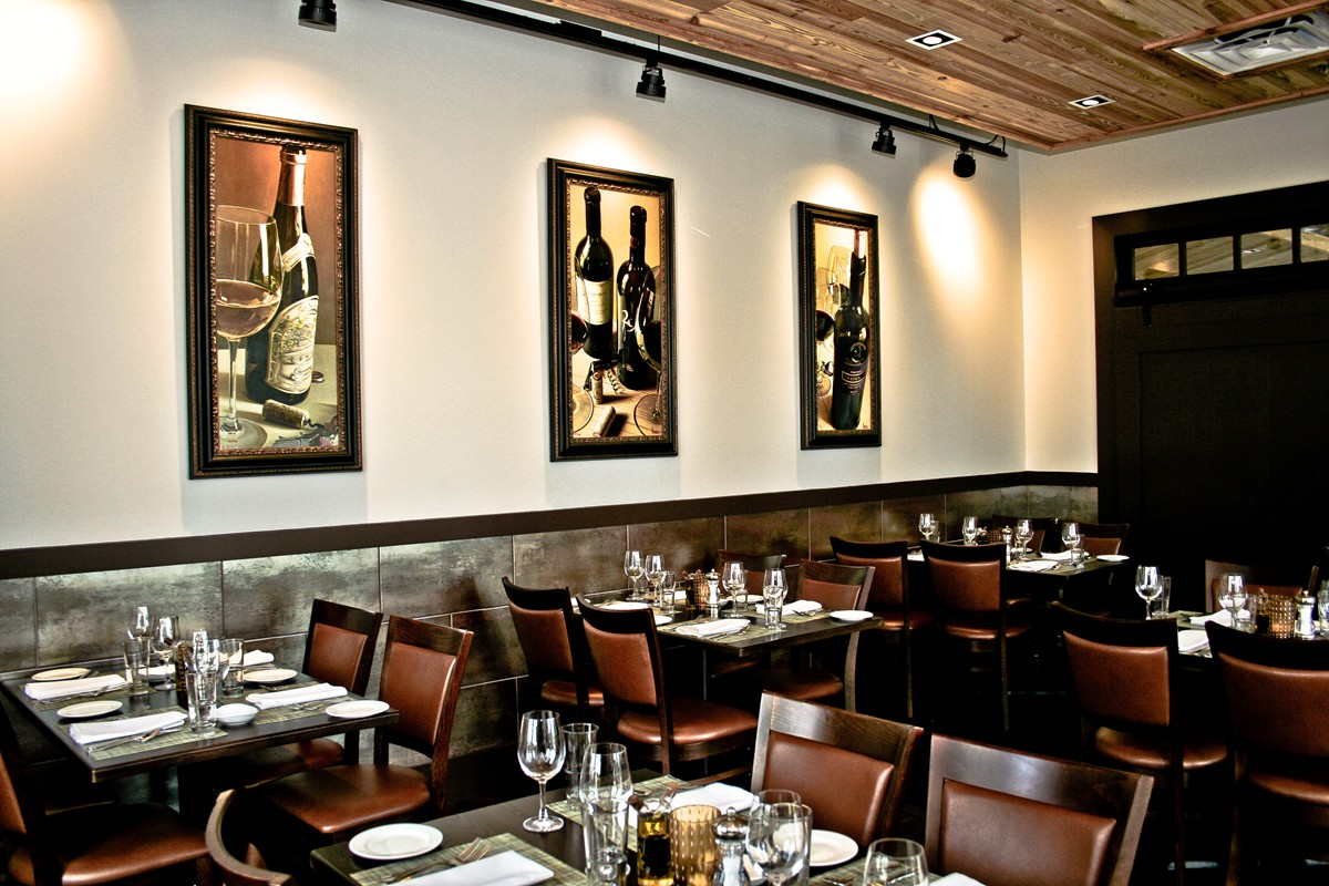 Cuvee 30A Private Dining Room West • Catering Events