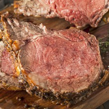 Easter Dinner-To-Go: Prime Rib Full Dinner