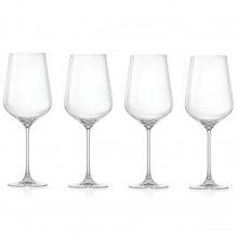 Lucaris Crystal Bordeaux Wine Glass – Set of 4