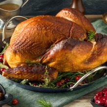 Christmas Dinner-To-Go: Full Turkey Dinner