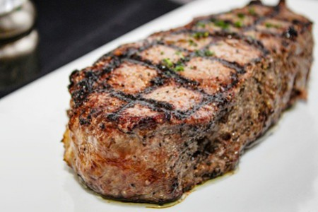 Chargrilled New York Strip
